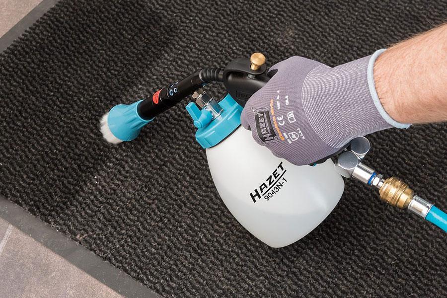 Rotations-Reinigungspistole 9043N-1 von HAZET