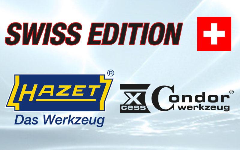 Swiss Edition Werkstattwagen