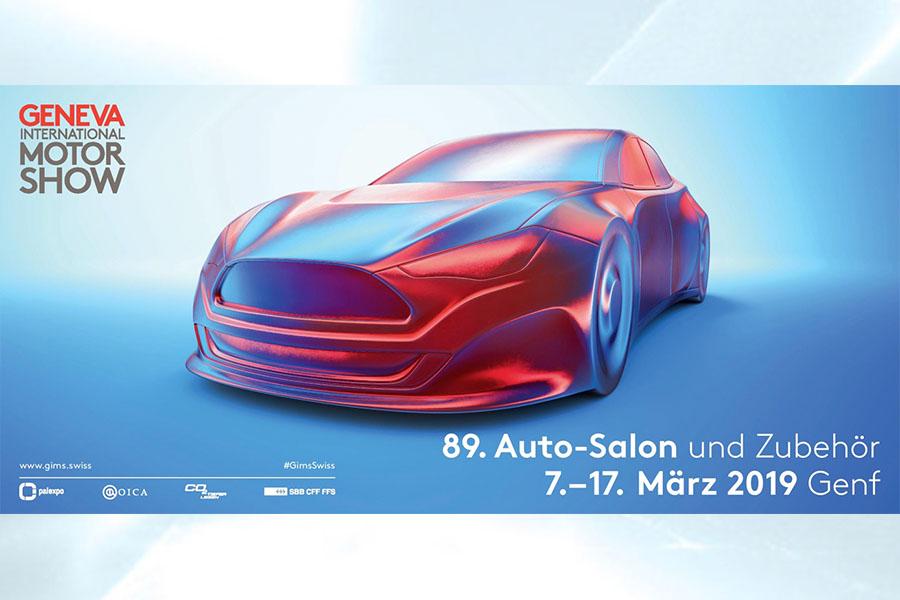 Genfer Auto-Salon 2019
