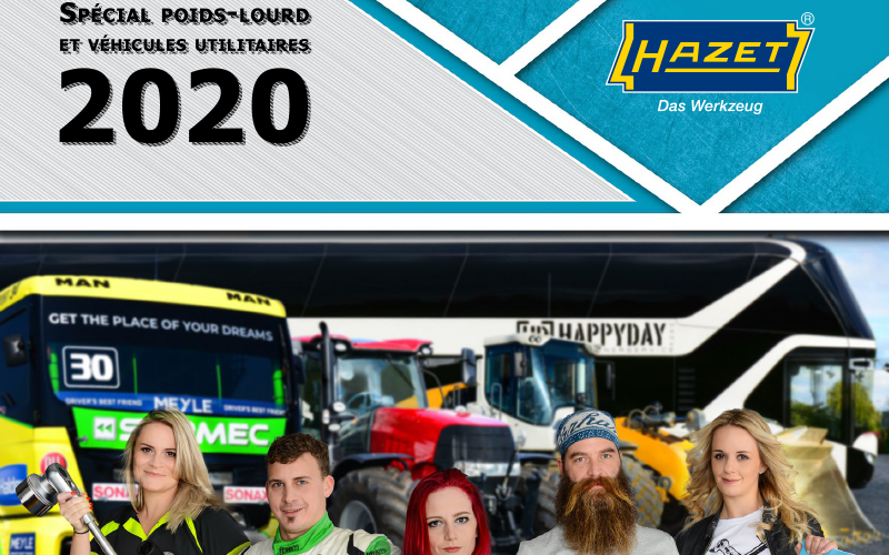 HAZET NKW 2020