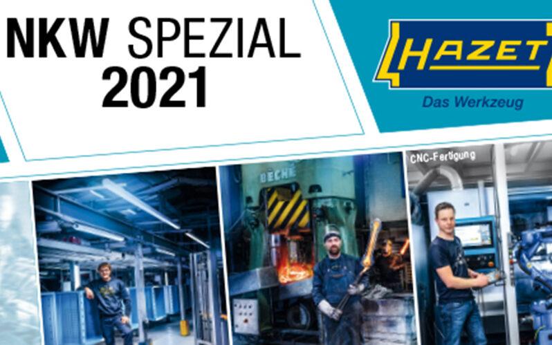 HAZET NKW 2021