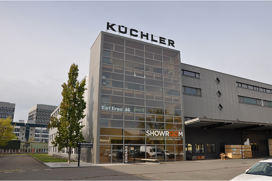 Umzug Stadt Zürich nach Schlieren